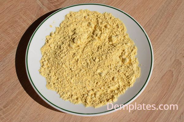 Gram Flour - Things That are Yellow