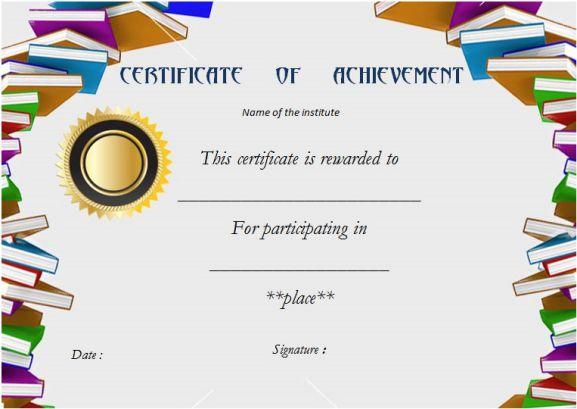 Ceu Certificate Of Attendance Template