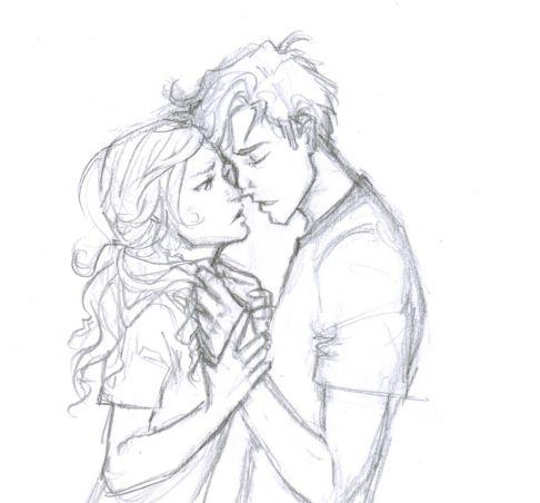 Love Girl Drawing