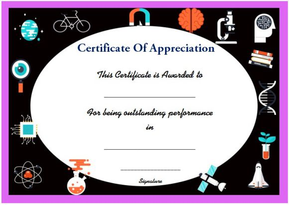 Science fair participation certificate 11 free editable awards in know about science fair participation certificate wordings stopboris Gallery