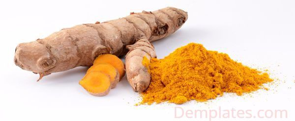 Turmeric - Things That are Yellow