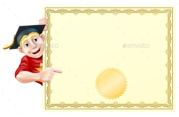 5th grade graduation certificate