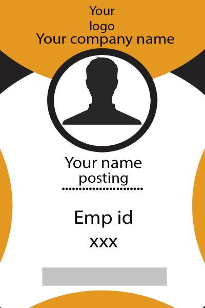 ID Card twentyfour Front