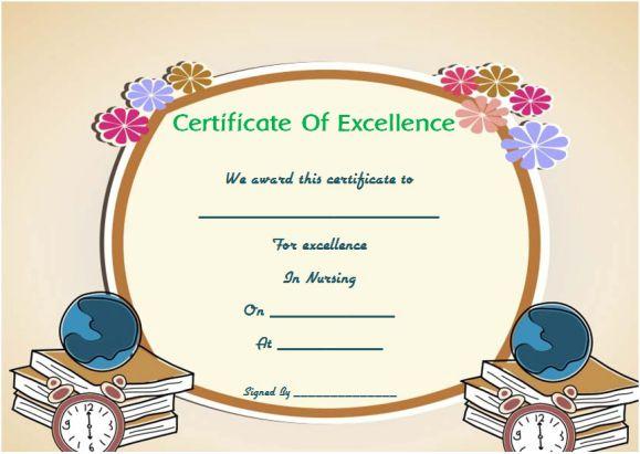 student nurse of the year award