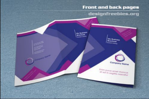 Booklet Flyer Brochure