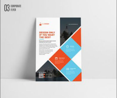 Corporate Flyer Brochure Two