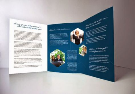 Free Indesign Brochure Template