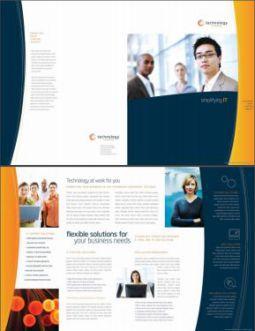 Graphic Design Brochure Template