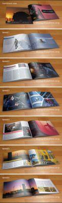 A5 Booklet Multipurpose Corporate Brochure