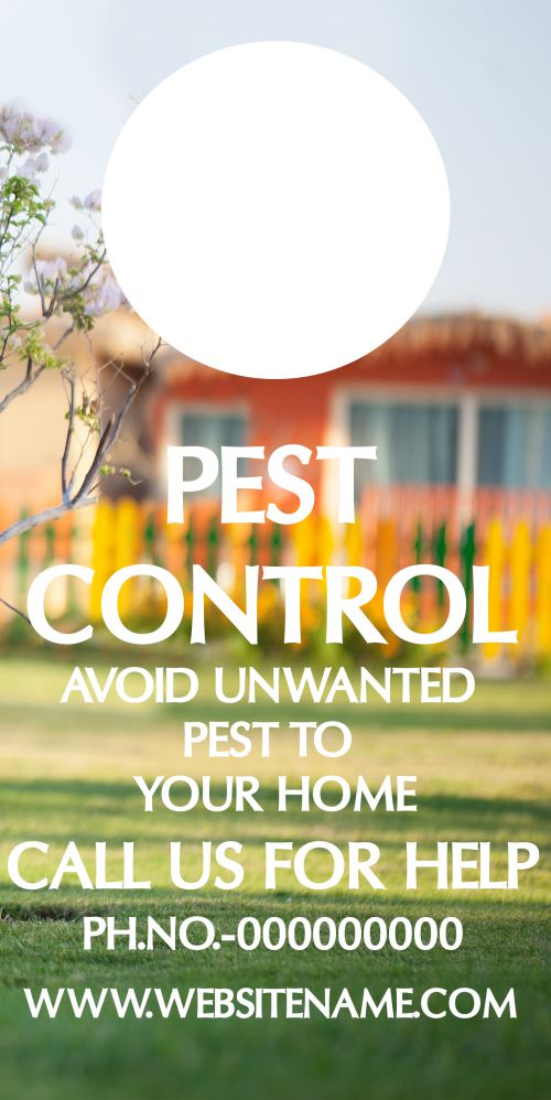 Avoid Unwanted Pests