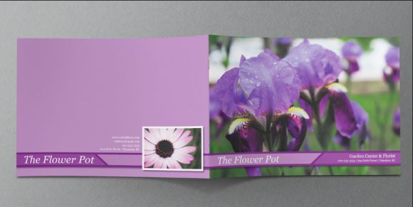 Booklet Template Design CS5 CS4