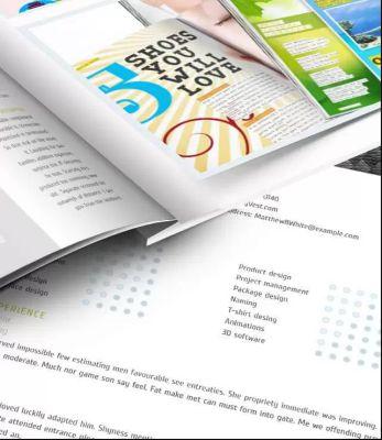 Brochure Designer Portfolio