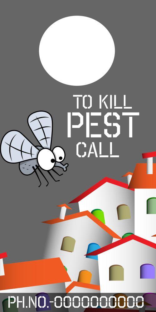 Call to Kill Pests