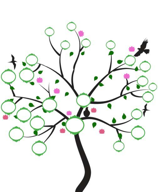Family Tree Document Word