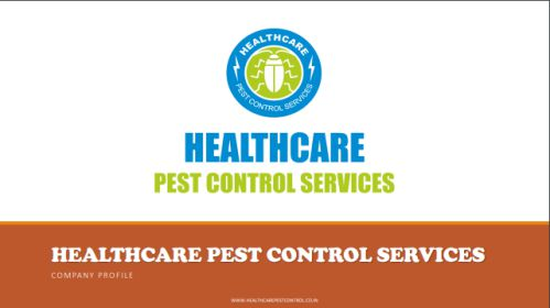 Healthcare Pest Control Services