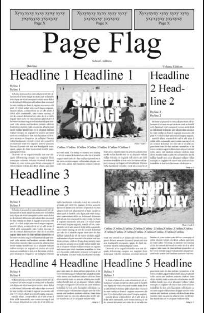IND Pre-designed Newsletter