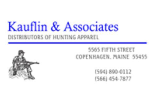 Kauflin Business Card Template
