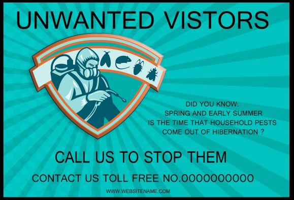 Kill Unwanted Visitors