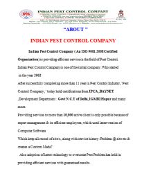 PC Company Profile