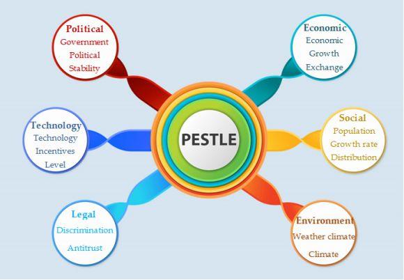 PESTLE Analysis Template 16