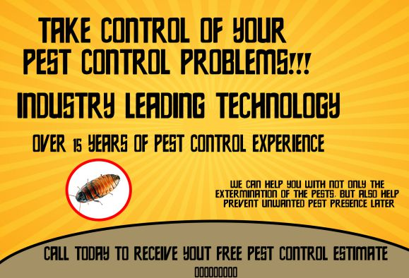 Pest Control Technology