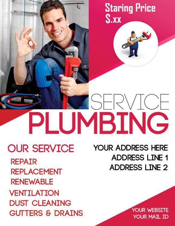 Plumbing Service Address
