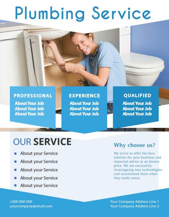 Plumbing Service Order List