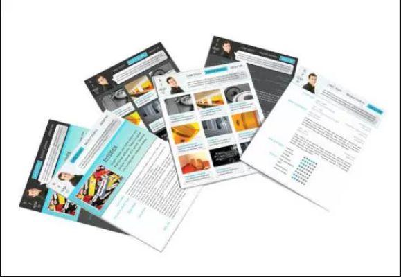 Portfolio Interactive Resume
