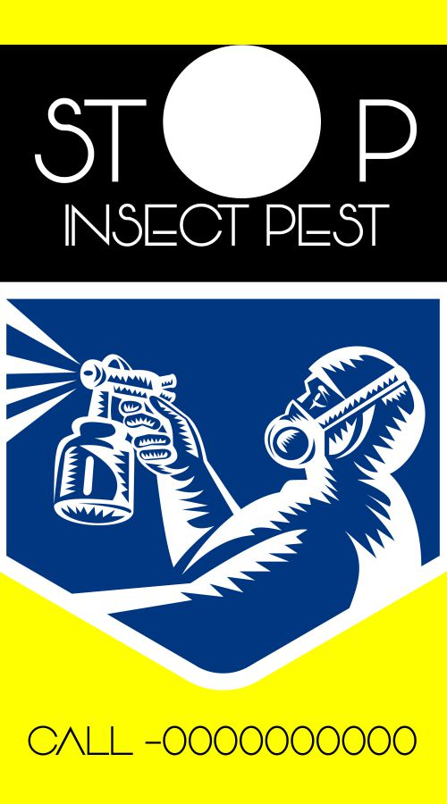 Stop Insect Pest